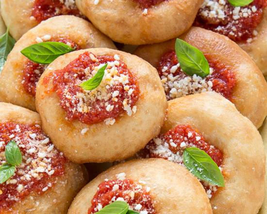 pizze montanare jedna na drugiej