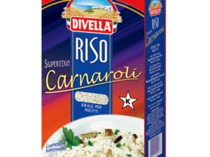 Pudełko 1kg ryżowej divella Carnaroli