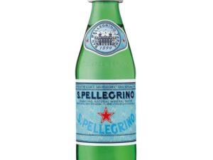 woda w szklana butelka