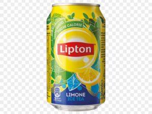 puszka lipton lemon