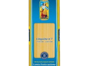 włoski długi makaron sphagetti LINGUINE DE CECCO, 500G