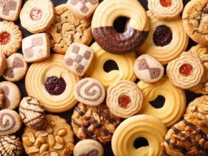 Ciastka - Słodycze